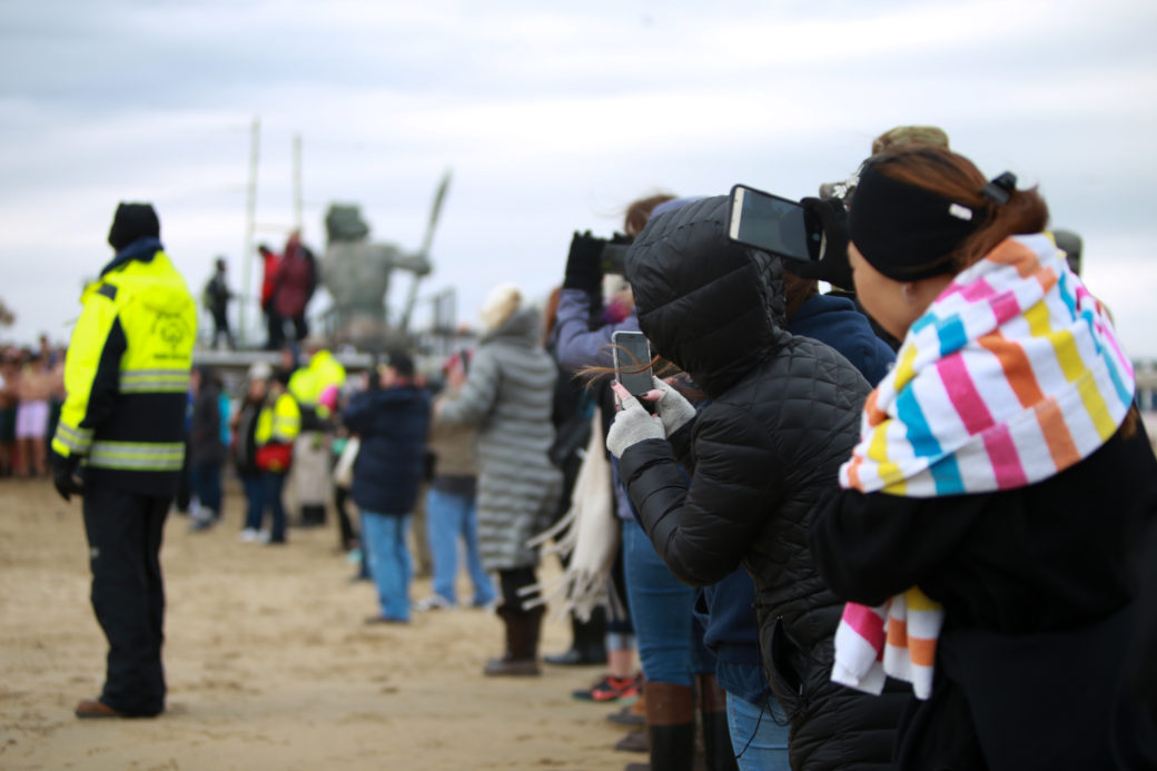 Plunge 2018 Event Photography One of a Kind Photographer Virginia Beach