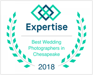 One-of-a-Kind Photography voted top Photographer in Chesapeake VA 2017 & 2018